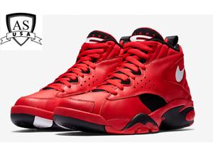 Nike Air Maestro II QS Red Black Pippen Trifecta Men s AJ9281-600 ... 7b233769d