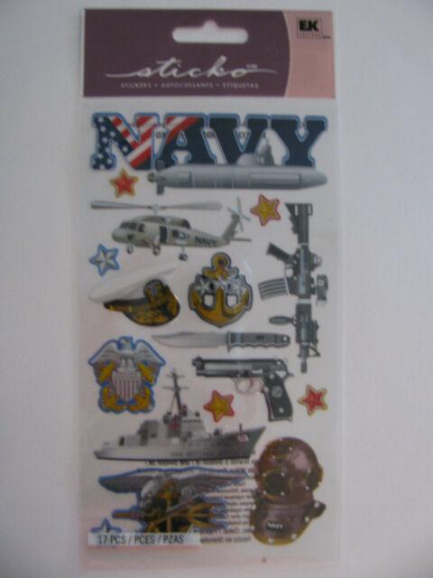 NAVY Sailor Anchors Ship Uniform Diver Military Service Sticko Stickers0 U.S