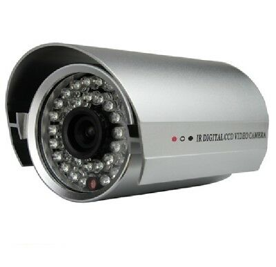 "Sunvision 1000TVL Outdoor HD 1//3/"" CMOS 48 IR LEDs 3.6mm Lens Bullet Camera 51"
