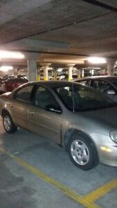 Chrysler Neon 2002  91000 km 1200.00 $