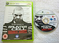 Tom Clancy's Splinter Cell Double Agent - Microsoft Xbox 360