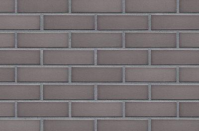 Trendmarkierung Strangpress Klinker-riemchen Nf-format Grau Nuanciert Riemchen Verblender Klinker Fassade