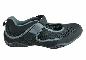 NEW-SCHOLL-ORTHAHEEL-QUAKE-WOMENS-COMFORTABLE-FLAT-MARY-JANE-SHOES