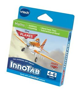 Vtech-Innotab-1-2-3-3S-amp-Innotab-Max-Tablet-Disney-Planes-Games-Software