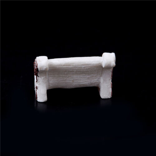 Mini fee dollhouse miniature gartenmöbel stuhl diy wohnkultur iaCRH
