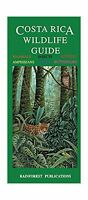 Costa Rica Wildlife Guide (laminated Foldout Pocket Field Guide... Free Shipping
