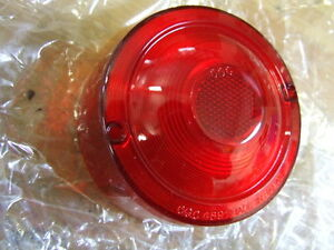 Suzuki-TS100-TC100-A100-GT125-GT-125-TS-100-Tail-Light-Lens-35712-27310-NEW-NOS