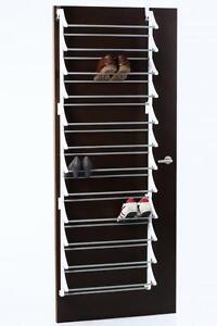 range chaussures de porte rangement chaussure suspendre vertical ebay. Black Bedroom Furniture Sets. Home Design Ideas