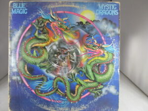 BLUE MAGIC-MYSTIC DRAGONS- ATCO SD 36-140 Vinyl LP VG/Vg+ Cover = VG
