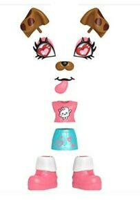 New Lotta Looks S'Mores Pup Cookie Swirl Mood Pack • Mattel
