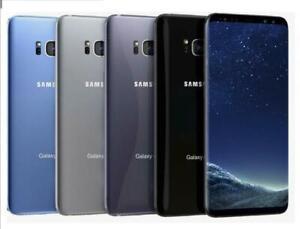 Samsung Galaxy S8+ S8 Plus G955A AT&T G955T T-Mobile G955V Verizon G955P Sprint