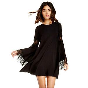 Bohemian Black Dresses