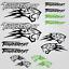 Thundercat-stickers-decal-snowmobile-arctic-cat-snowboard-quad-tuning-helmet miniature 14