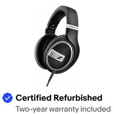 Sennheiser HD 599 SE Open Back Near Audiophile Wired Headphones Certified Refurb