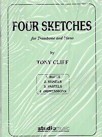 CLIFF FOUR SKETCHES Trombone