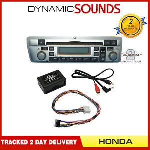 CTVHOX002-MP3-Ipod-aux-Entree-Adaptateur-Interface-pour-Honda-Accord-Civic-Jazz