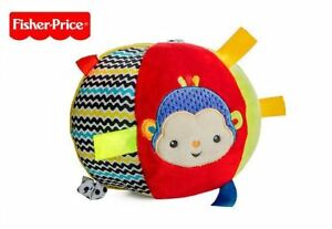 Fisher-price-Baby-039-s-soft-rattling-ball-Educational-toy