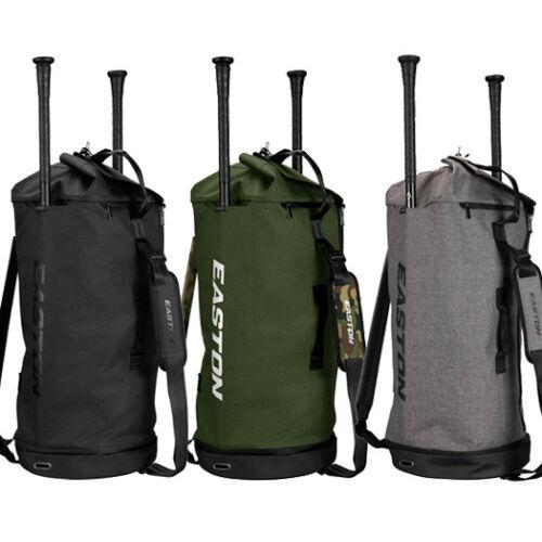 Baseball /& Softball Bat Holder Easton Retro Duffle Equipment Bag