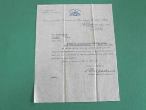 commonwealth bank letterhead commonwealth government registry