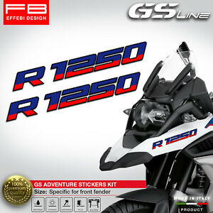 Adesivi-Stickers-Pegatinas-BMW-GS-R1250GS-Hp-Bmw-Motorrad-Adventure-2018-2019