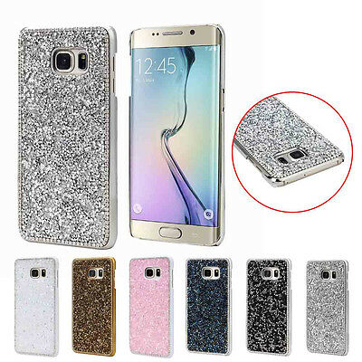 Luxury Rhinestone Protect Case Cover For Samsung Galaxy Note 5/ S6 Edge+ Plus