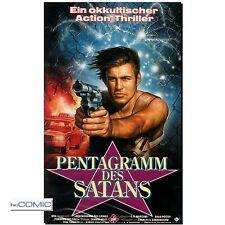 VHS Pentagramm des Satans 1987 - Tamara Hex - UfA Video OKKULTISCHER HORROR