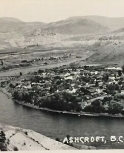 Postcard-Ashcroft-B-C-Canada-Vintage-P19