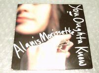 Alanis Morissette:  You Oughta Know   CD Single  NM