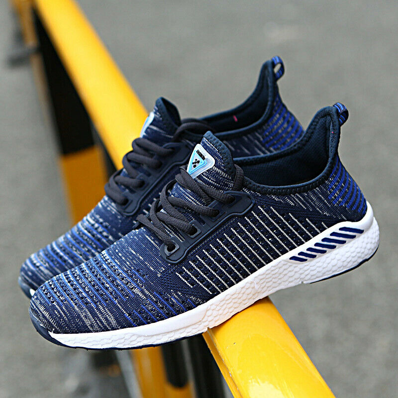 2019 Spring New Men shoes Lac-up Men Casual shoes Lightweight Comfortable Breath