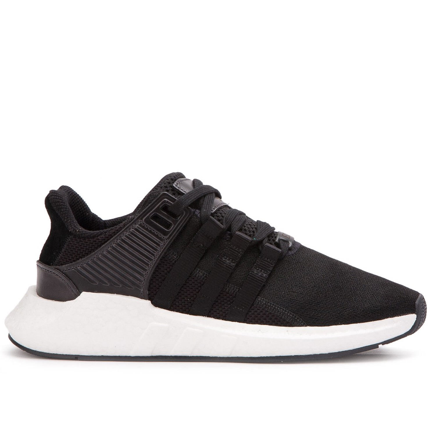 adidas EQT Support 93 17 Boost Black Milled Leather Sz 10 Bb1236 W ... 104b11cad6