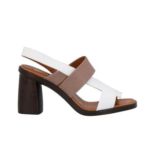 R80301 MELLUSO Sandali bianco scarpe donna Walk mod
