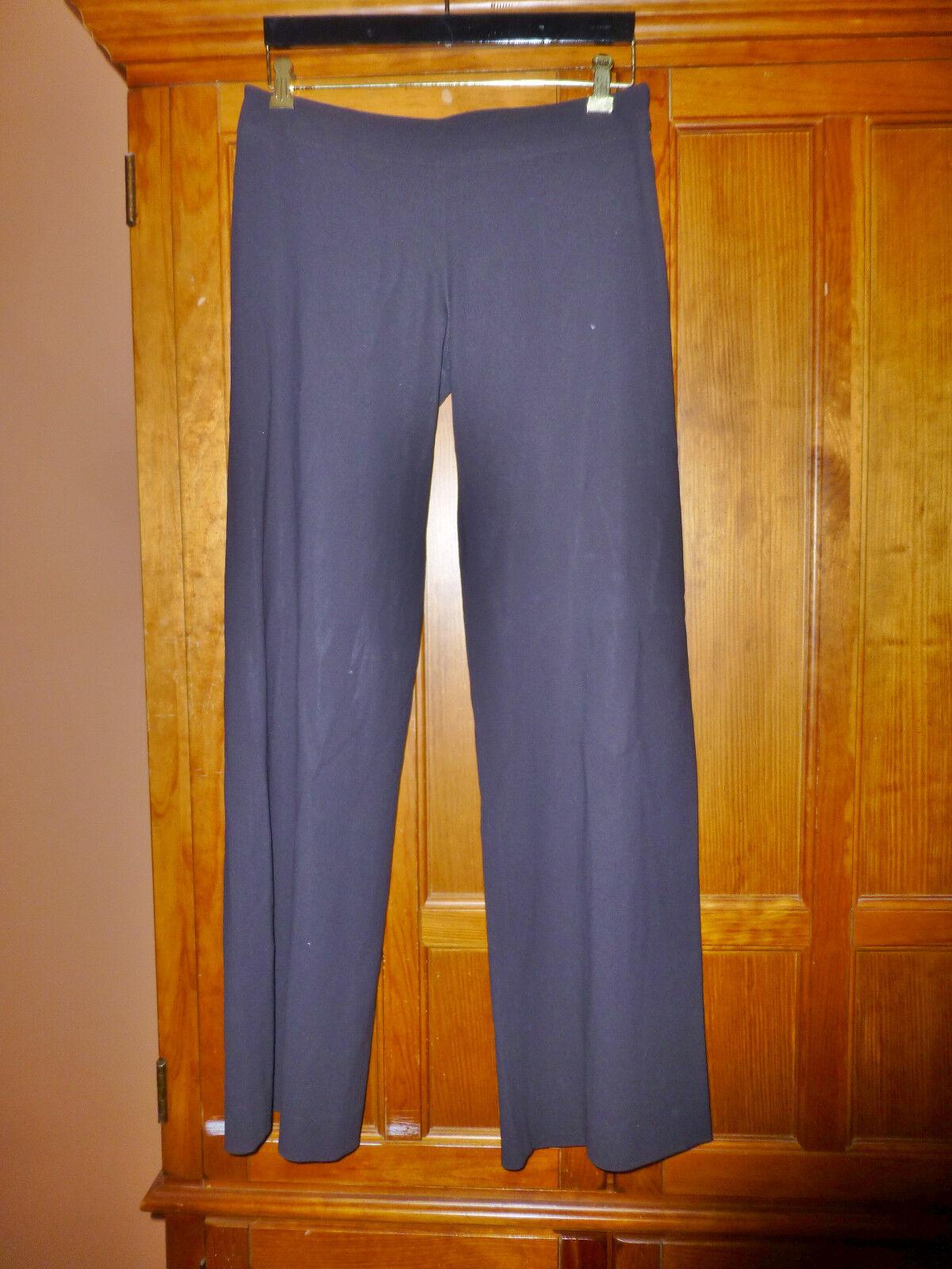 PATRIZIA PEPE Firenze Dark braun Stretch Größe 44 PANTS Trousers C79