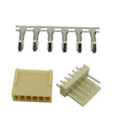 20pcs Kf2510 6p 254mm Pin Headerterminalhousing Connector Kits