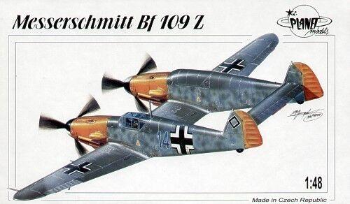 Planet 1 48 Messerschmitt Bf109Z