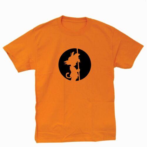 DBZ Little Goku T-Shirt.