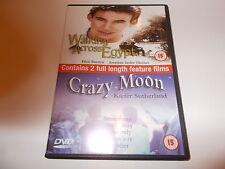 2 on 1 DVD WALKING ACROSS EGYPT Ellen Burstyn & CRAZY MOON Kiefer Sutherland