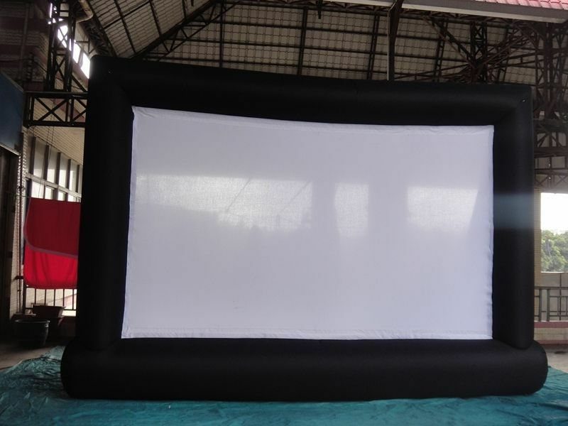 53m Giant Inflatable Movie Screen, Outdoor Inflatable Screen s