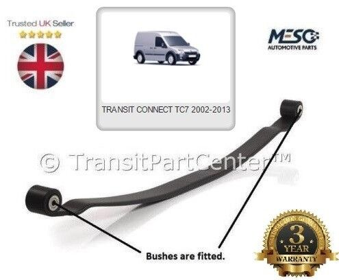 BRAND NEW O.E. REAR SINGLE LEAF SPRING FOR FORD TRANSIT CONNECT 2002-2013