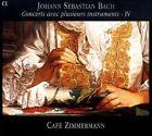 Bach: Concerts avec plusieurs instruments, Vol. 4 (CD, Mar-2009, Alpha Productions)