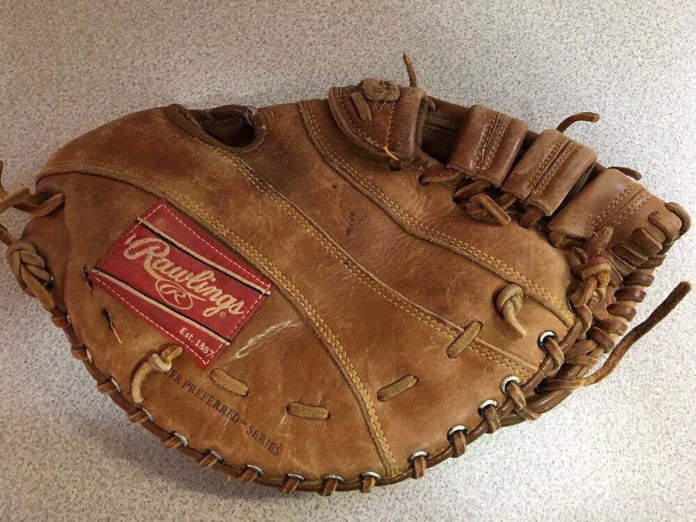 Rawlings RFM 9 Mark McGwire Personal Model Player Preferred Size 13, LH