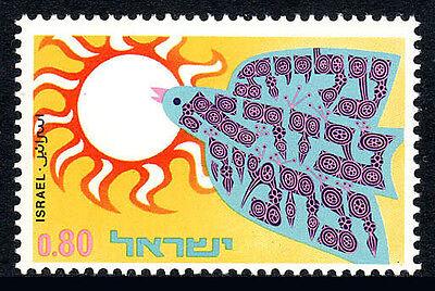 """Briefmarken Herzhaft Israel 424,postfrisch """" Operation Ezra Und Nehemia """",the Exodus Of Iraqi Juden,"""