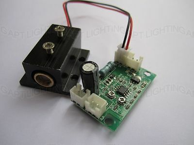 532nm 100mW Green Laser Module with Driver (808nm/532nm&660nm + TTL) +heat sink