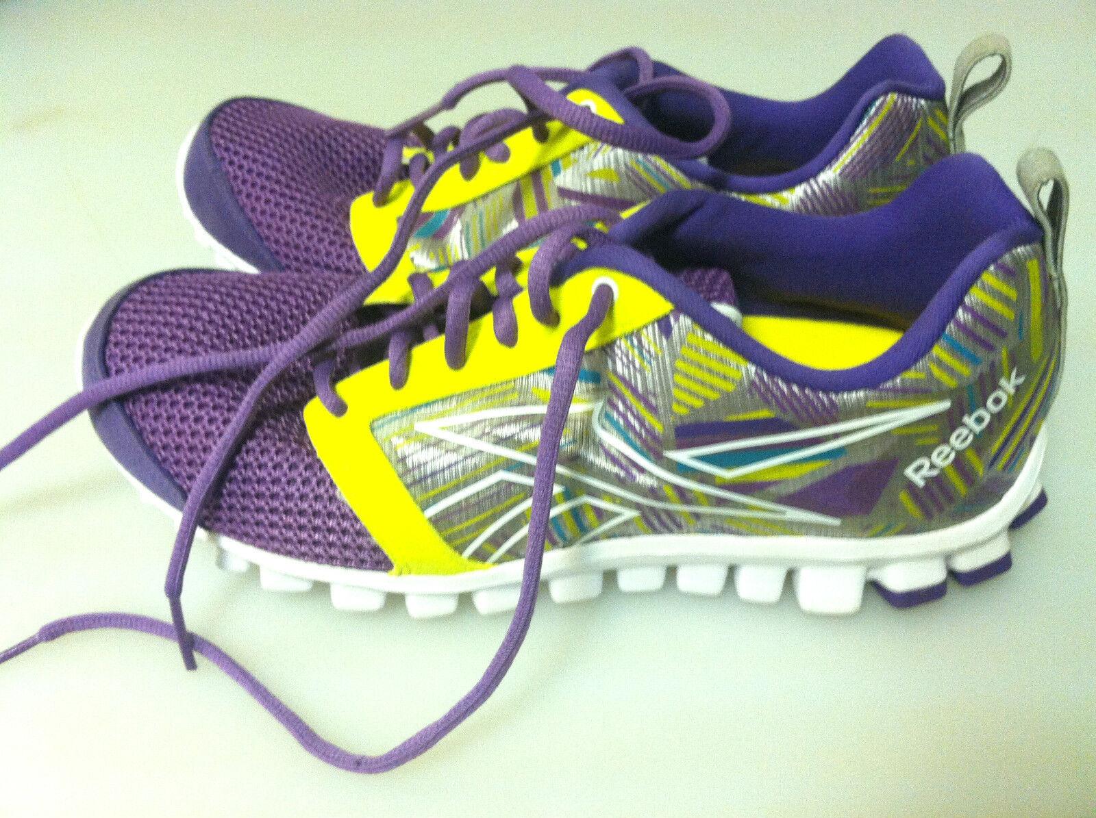 Reebok SZ 7 Mujer Running Zapatillas - 3d Ultralite - Multicolor - NWOB sho-10