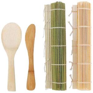 Kit-de-Machine-a-Sushi-Moule-a-Sushi-Outils-de-Cuisson-de-Moule-a-Rouleau-B9R8
