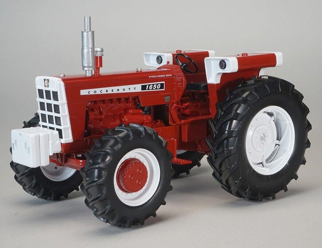 1 16 SpecCast COCKSHUTT Model 1650 Tractor w FWA HIGH DETAIL NIB