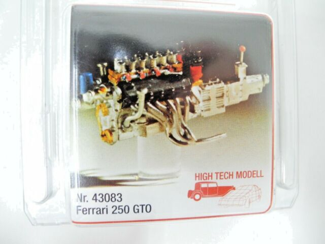 1/43 KIT High Tech Ferrari 250 GTO ENGINE  RARE AMR Le Phoenix BBR Bosica