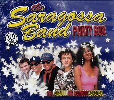 SARAGOSSA BAND : PARTY BOX / 3 CD-SET (ZYX MUSIC 2002) - NEU