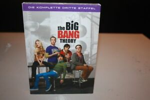 THE-BIG-BANG-THEORY-3-die-komplette-DRITTE-STAFFEL-auf-3-DVD-039-s-DVD-Pappschuber