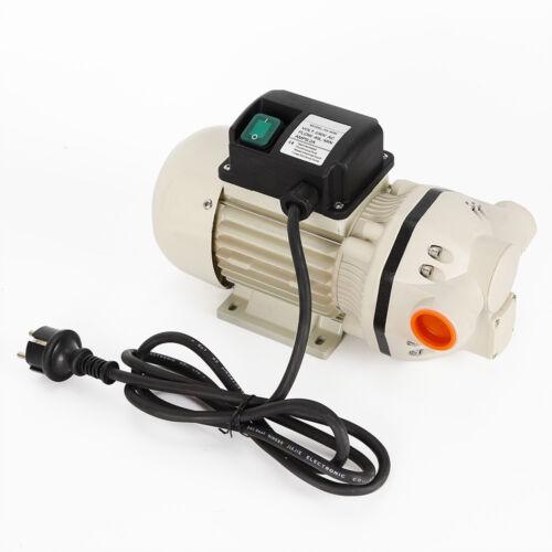 34L//min Membranpumpe Fasspumpe AD-Blue Pumpe  selbstansaugend 230V DE NEU ca