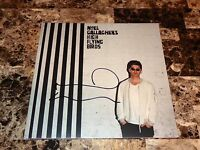 Noel Gallagher Rare Hand Signed Chasing Yesterday Vinyl High Flying Birds Oasis
